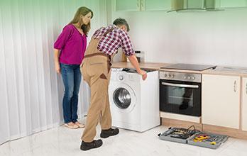 medidas de la lavadora