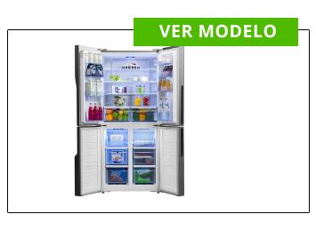 frigorífico puerta francesa