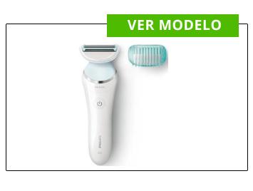 afeitadora facial femenina philips