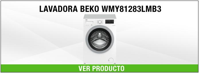 consumo electrodomesticos lavadora