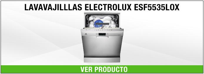 consumo electrodomesticos lavavajillas
