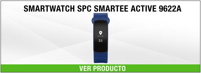 reloj pulsometro spc smartee active
