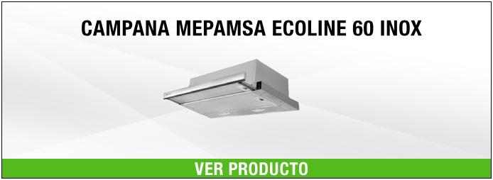 campana extractora mepamsa ecoline