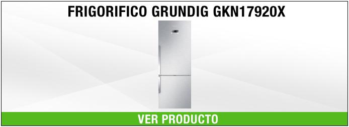 FRIGORIFICO 70 CM ANCHO GRUNDIG