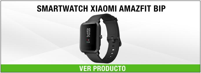 smartwatch pulsometro Xiaomi