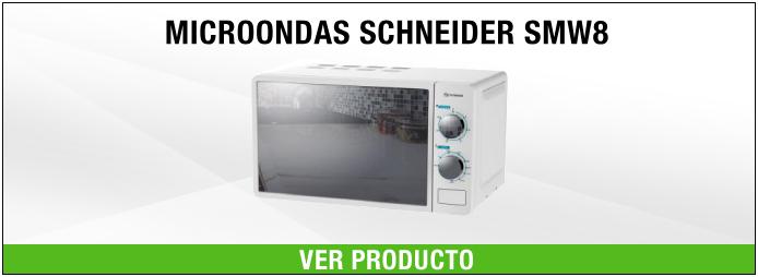 microondas schneider smw8