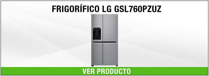 frigorifico side by side LG