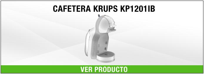 cafetera krups KP1201IB