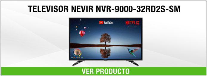 televisor Nevir HD Ready