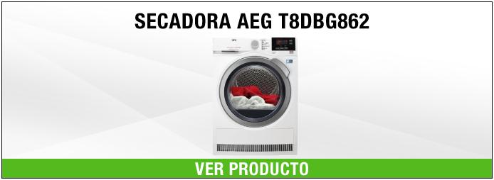 Secadora bajo consumo AEG