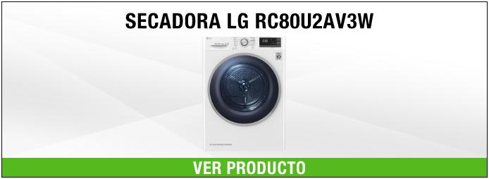secadora bajo consumo LG
