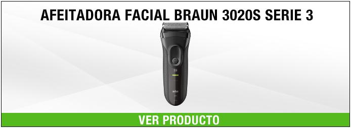 afeitadora facial