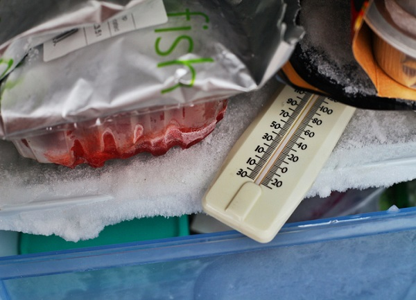 temperatura congelador
