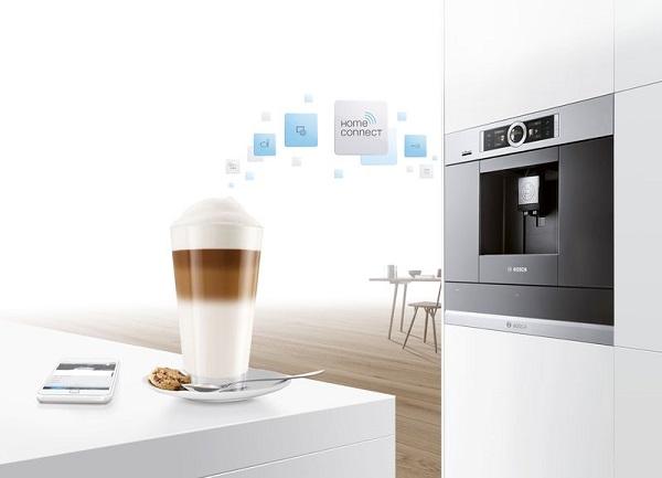 Cafetera integrable Bosch CTL636ES6, todas sus