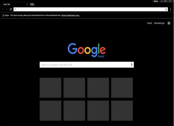 modo oscuro Windows 10