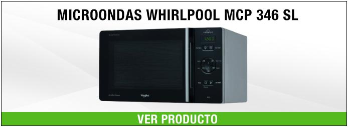 microondas whirlpool mcp 346 sl