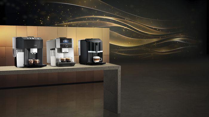 cafetera de cafe molido y en grano