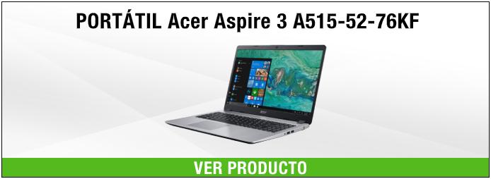 portatil Acer para trabajar