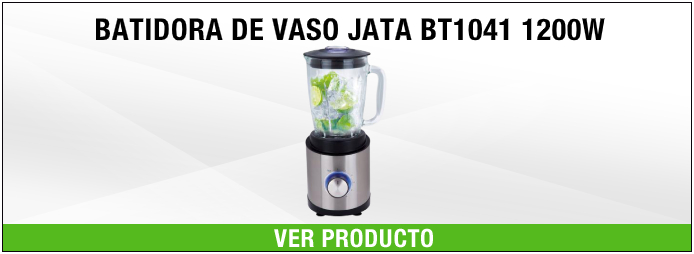 batidora de vaso jata bt1041