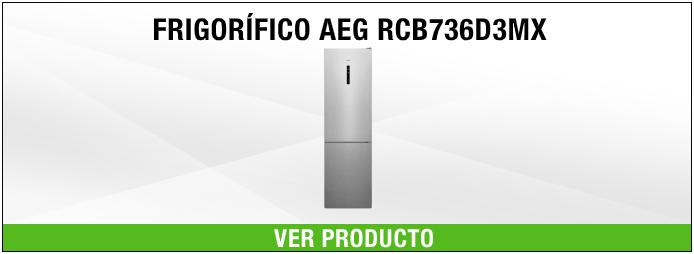 frigorifico AEG RCB736D3MX