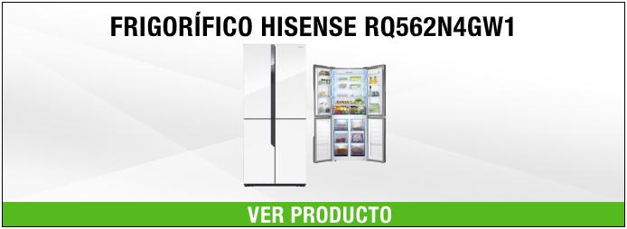 FRIGORÍFICO HISENSE RQ562N4GW1