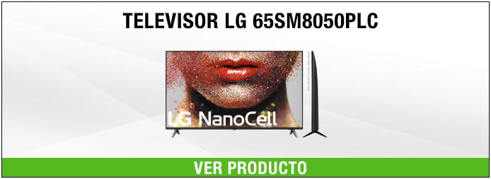 televisor LG 65SM8050PLC Ultra HD 4K