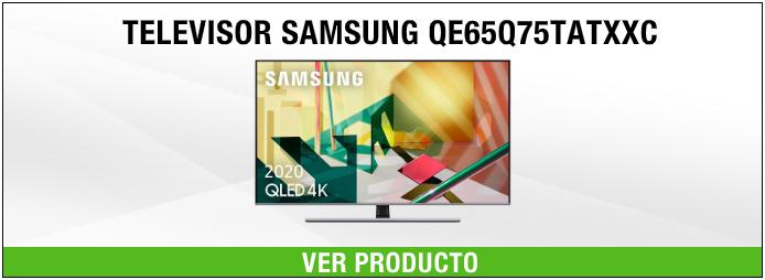 televisor Samsung QE65Q75TATXXC Ultra HD 4K