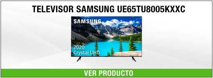 televisor Samsung UE65TU8005KXXC Ultra HD 4K