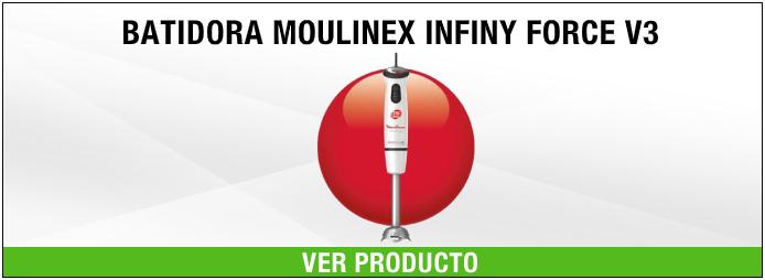 batidora Moulinex Infiny Force V3 PIcador 700