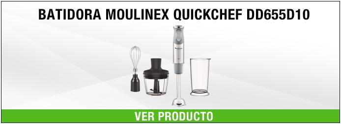 batidora Moulinex QuickChef DD655D10 1000W
