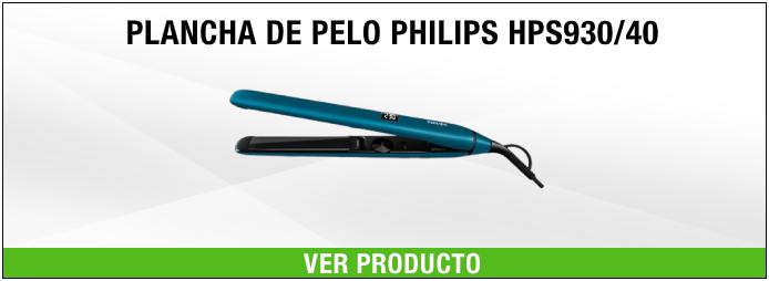 plancha de pelo Philips HPS930/40 Turquesa