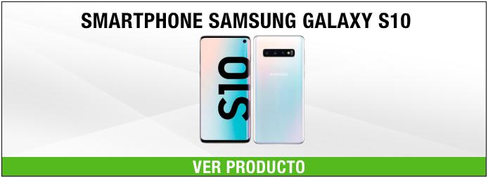 smartphone Samsung Galaxy S10 8GB/128GB Blanco
