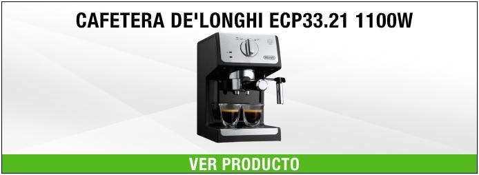 cafetera De'Longhi ECP33.21 1100W