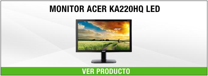monitor Acer KA220HQ LED