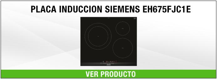 placa de inducción Siemens EH675FJC1E