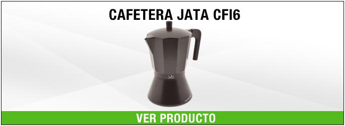 cafetera Jata CFI6 6 tazas