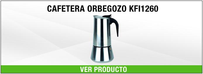 cafetera convencional Orbegozo KFI1260 12 tazas
