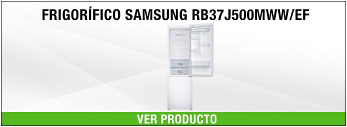 frigorífico Samsung RB37J500MWW/EF A+++