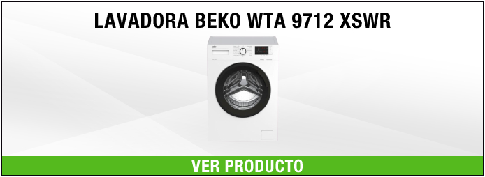 lavadora Beko WTA 9712 XSWR A+++