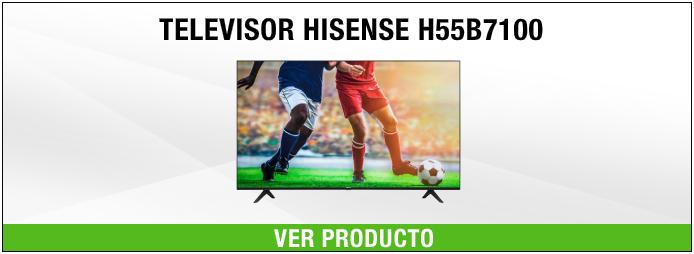 televisor  Hisense H55B7100 Ultra HD 4K