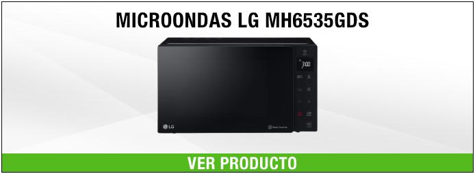 microondas LG MH6535GDS 900W,