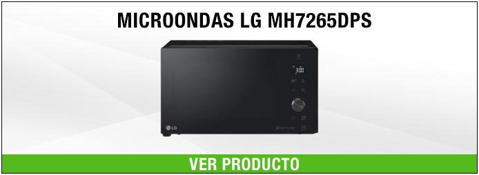 microondas de libre instalación LG MH7265DPS 1200