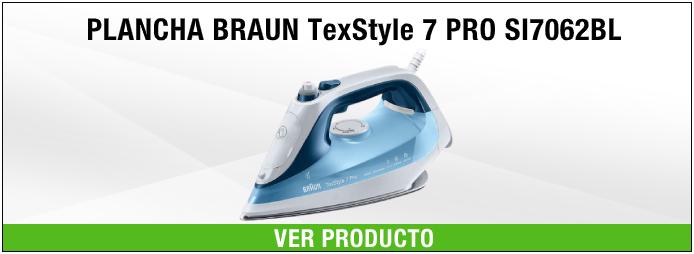 plancha Braun TexStyle 7 Pro
