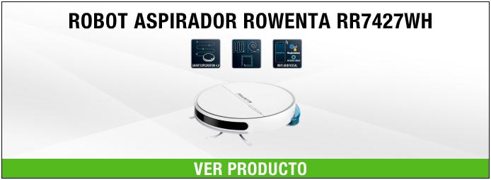 robot aspiradora Rowenta RR7427WH 0.36 l