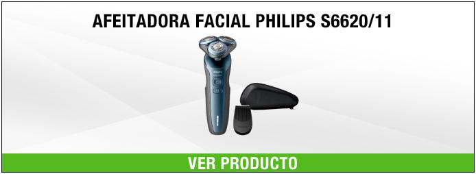 afeitadora facial Philips S6620/11