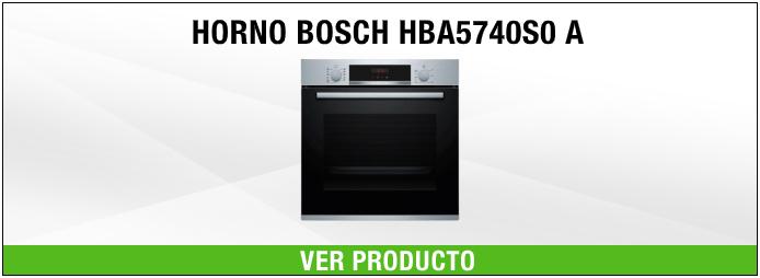 horno Bosch HBA5740S0 A