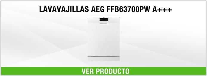 lavavajillas AEG FFB63700PW A+++