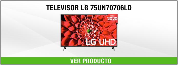 Televisor LG 75UN70706LD