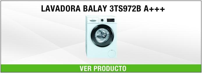 lavadora Balay 3TS972B A+++