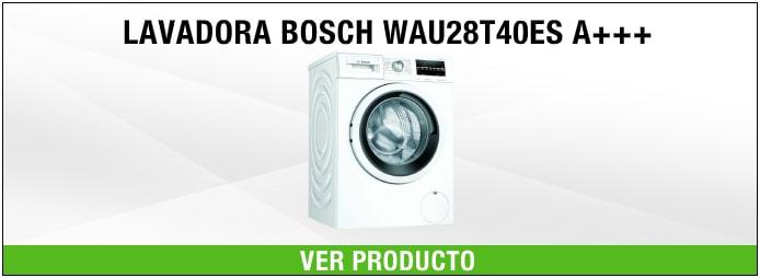 lavadora Bosch WAU28T40ES A+++